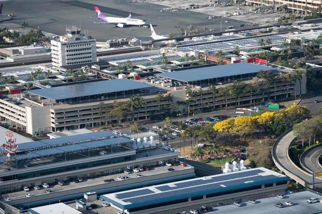 Honolulu Airport Solar Project