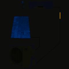 Split Solar AC
