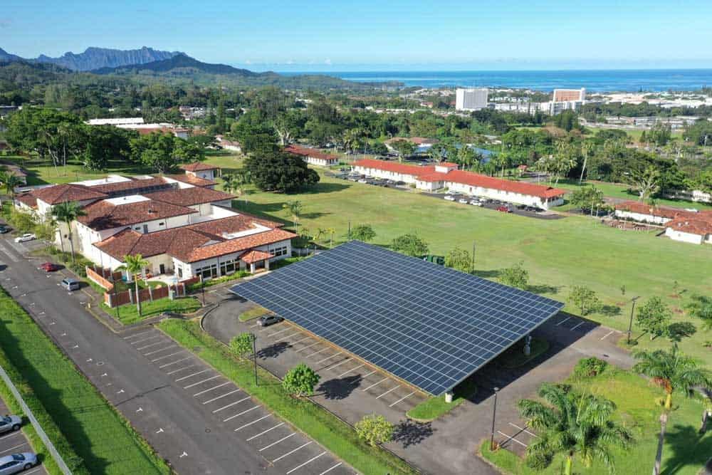 Windward College Solar Project