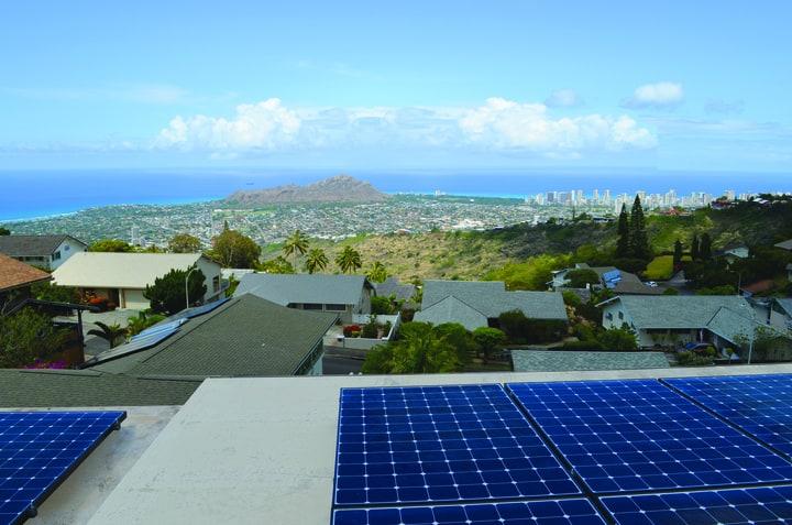 Go solar in Waikiki