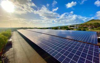 WET'N'WILD HAWAI'I LAUNCHES 1.3 MW SOLAR SYSTEM